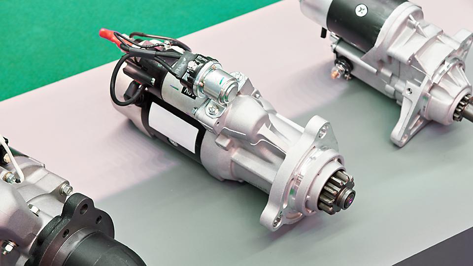 Radius Teknologies使用CompactDAQ硬件测试起动电动机的耐久性